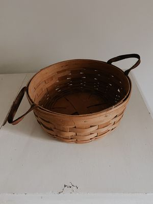 Longaberger Basket for Sale in Lombard, IL
