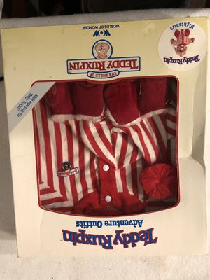 Original Teddy Ruxpin Nightshirt New in Box for Sale in Wilmington, NC