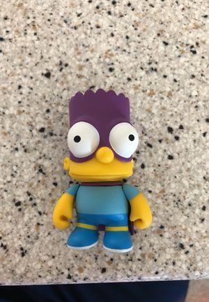 Exclusive Bartman KidRobot Figure for Sale in San Diego, CA