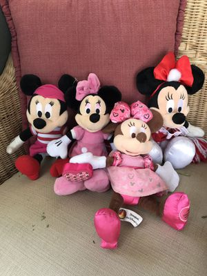 Minnie Mouse Collection for Sale in Henderson, NV
