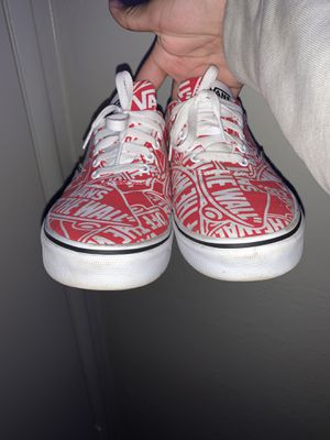 Vans off the wall for Sale in Fresno, CA