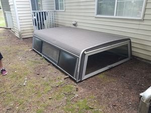 Aluminum camper shell for Sale in Lacey, WA