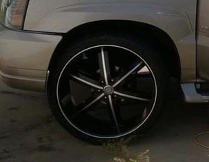 Tires and wheels for Sale in Wichita, KS