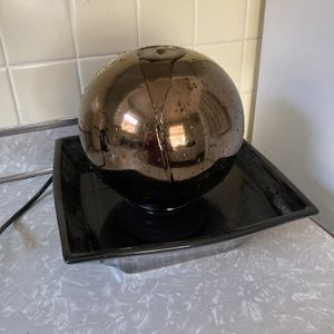 Gazing Ball Fountain for Sale in Chicago, IL