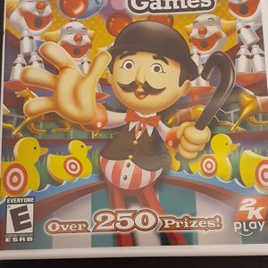 CARNIVAL Games (Nintendo Wii + Wii U) for Sale in Lewisville, TX