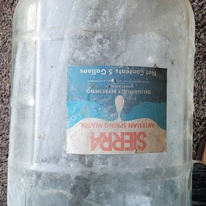 5 Gallon Glass Bottle for Sale in Hinsdale, IL