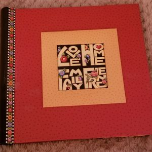 Love Home Family Friend Greeting Card Organizer/Address Book for Sale in Fort Lauderdale, FL