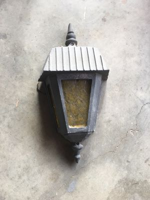 Outdoor light fixture for Sale in Moreno Valley, CA