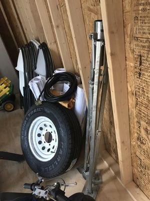 King pin Tripod for 5th wheel RV for Sale in Carlisle, PA
