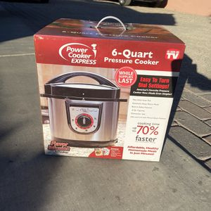 Power Cooker Express for Sale in Tucson, AZ
