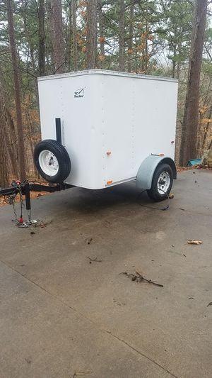 Box trailer 4'x 5'x6' long for Sale in Eureka Springs, AR