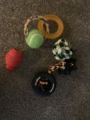 Dog toys bundle for Sale in Federal Way, WA