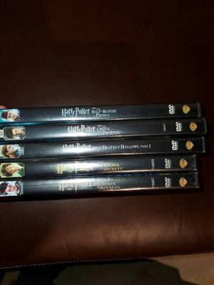 Harry Potter dvd set for Sale in Peoria, IL
