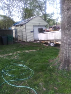 No title but trailer very good shape for Sale in Peoria, IL