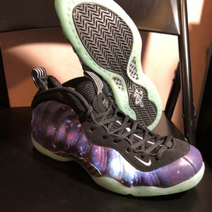 Nike Air Foamposite One NRG Galaxy Size 9.5 for Sale in Burkeville, VA