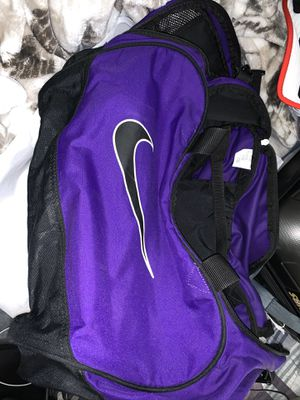 Purple Nike Half Size Duffle Bag for Sale in Portland, OR