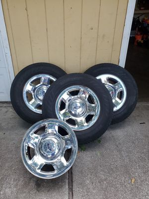 Tires Ford F150 for Sale in Hayward, CA