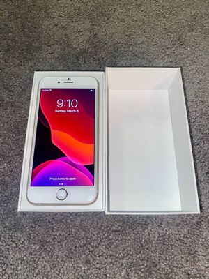 Gold iPhone 6S factory unlocked for AT&T T-Mobile metro cricket Verizon Sprint boost/worldwide FIRM@150$ NO OFFERS for Sale in Henderson, NV