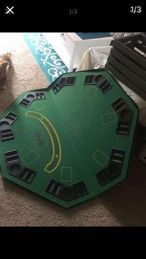 Poker table for Sale in Corpus Christi, TX