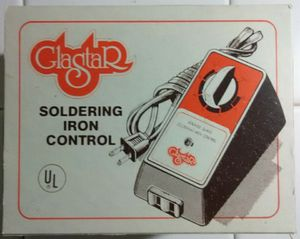 New in box, vintage soldering iron controller for Sale in North Las Vegas, NV
