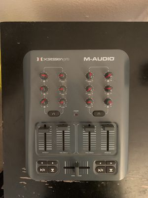 M Audio XSession Pro Mixer for Sale in Olympia, WA