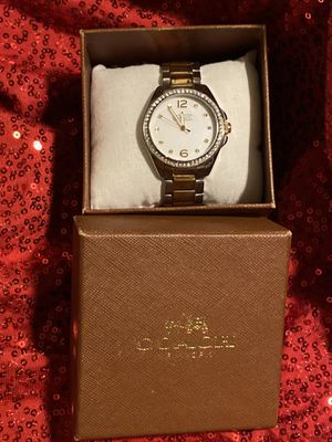 Coach🌷Watch 🌷Woman's for Sale in Modesto, CA