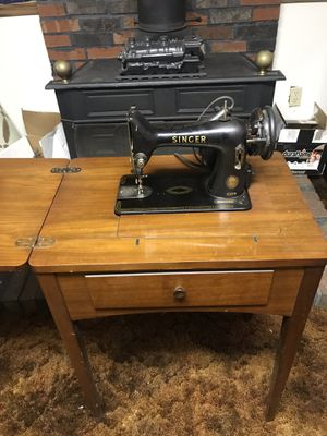 Singer sewing machine model 99 for Sale in NO HUNTINGDON, PA