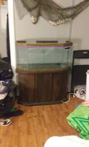 Fish tank & stand for Sale in Norman, OK