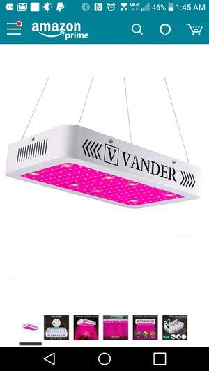 2000 watt LED Grow Light by Vander for Sale in Kailua-Kona, HI