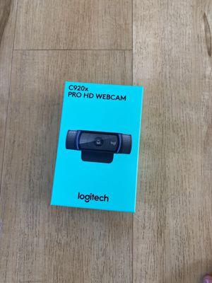 Logitech C920x HD Webcam for Sale in Eugene, OR