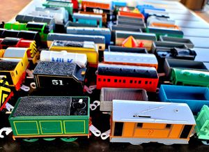 53+ thomas and friends trains and extras for Sale in Suwanee, GA