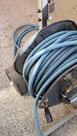 Pressure Washer hose And Reel Set Up for Sale in Las Vegas,  NV