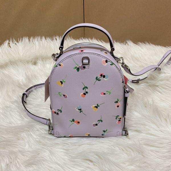 Kate Spade Wildflower Ditsy Convertible Backpack