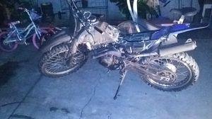 Yamaha 125 cc .....PARTS BIKE for Sale in Long Beach, CA