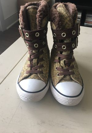Girls High-top Converse for Sale in Dallas, TX