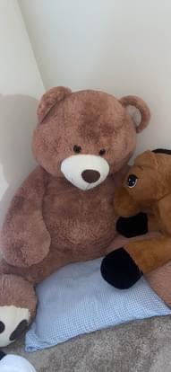 """72"""" Teddy Bear for Sale in Durham, NC"""