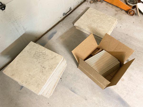 Unused Matching Tiles