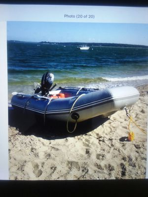 2005 Achillies inflatable boat for Sale in Wantagh, NY