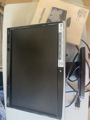 Flat screen monitor free delivery for Sale in Rockledge, FL