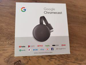 Google Chromecast for Sale in Blackstone, VA