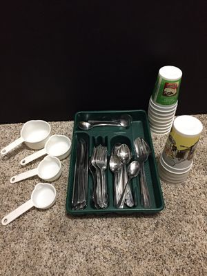 Utensils, etc. (over 65 pieces) for Sale in Norman, OK