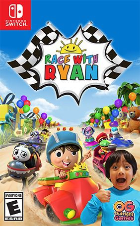 Race with Ryan for Nintendo Switch for Sale in Apple Valley, CA