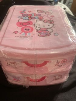 Sanrio Hello Kitty Two Drawer Box for Sale in Marina,  CA