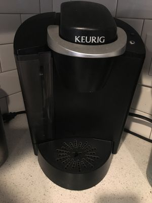 Black Keurig $20 OBO for Sale in Lawndale, CA
