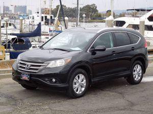 2012 Honda CRV EX-L - low miles - easy payment options for Sale in Alameda, CA