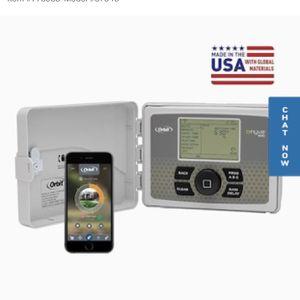 Orbit B-Hyve Smart Watering 6-Station Wi-Fi Compatible Indoor/Outdoor Smart Irrigation Timer for Sale in Cerritos, CA