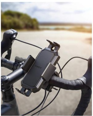 Y Bike Phone Mount Anti Shake 360 Rotation Bicycle Motorcycle Phone Mount for Handlebar Bike Accessories Compatible with iPhone 12/11 Pro Max/11/XS/8 for Sale in San Francisco, CA