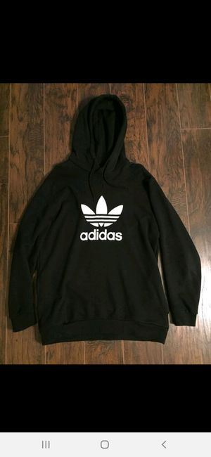 Black and white adidas Hoodie for Sale in Orlando, FL