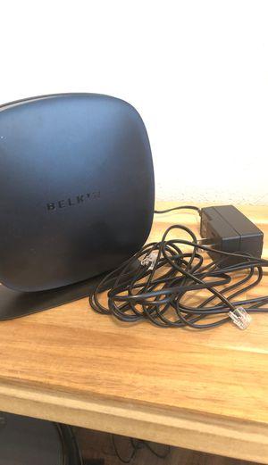 Belkin Wireless Internet Router for Sale in Arlington, TX