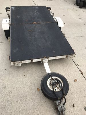 4x8 Utility Trailer for Sale in SELFRIDGE, MI